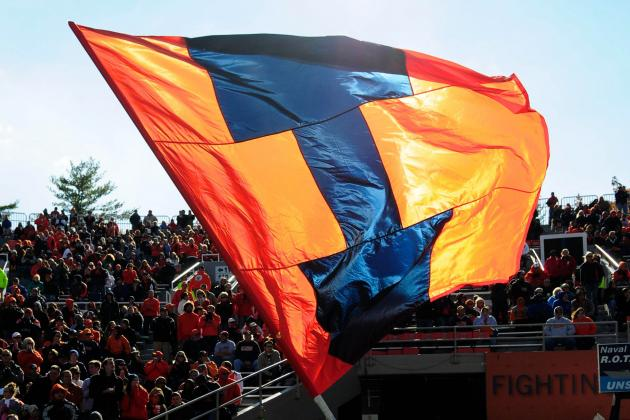 Illinois Offers Davonte James