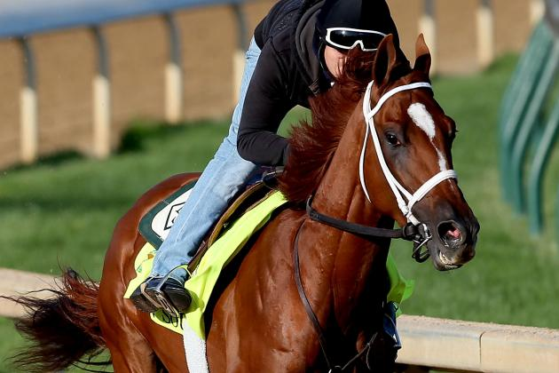 Kentucky Derby 2013 Entries: Recent Betting Odds for Each Horse