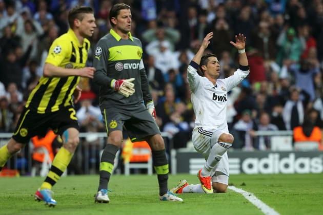 Real Madrid vs. Borussia Dortmund: Score, Grades and Post-Match Reaction