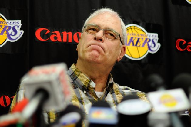Phil Jackson Would Be Smart to Join Toronto Raptors as Executive