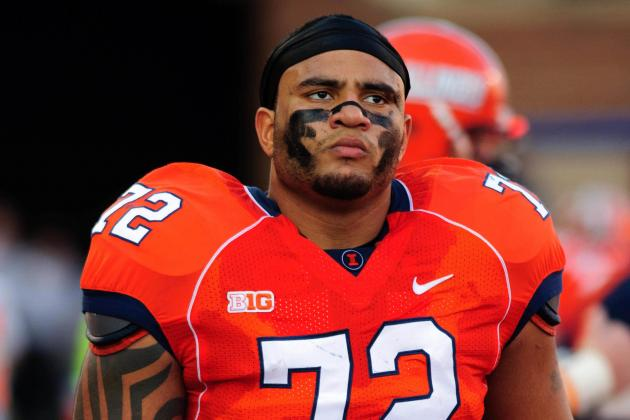 Colts Select Illinois Offensive Lineman Hugh Thornton in 3rd Round