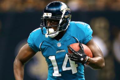 Jacksonville Jaguars' Justin Blackmon Suspended 4 Games
