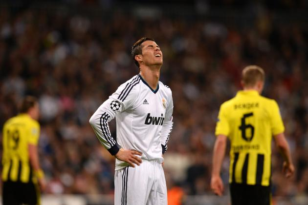 2 Late Goals Not Enough for Real Madrid in UCL as Borussia Dortmund Reach Final