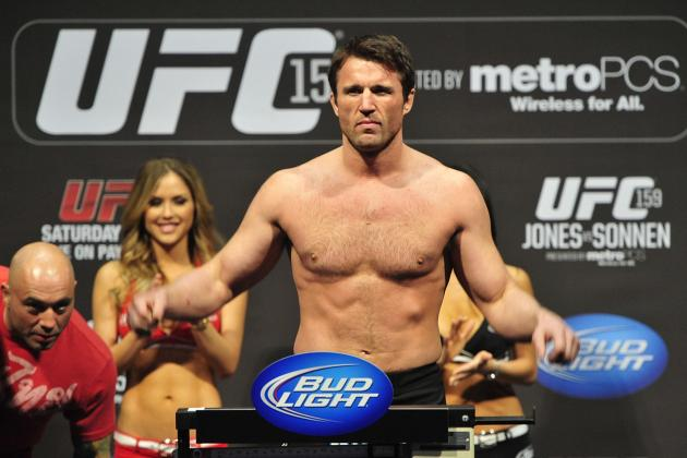UFC 159: How Will We Remember Chael Sonnen's Career?