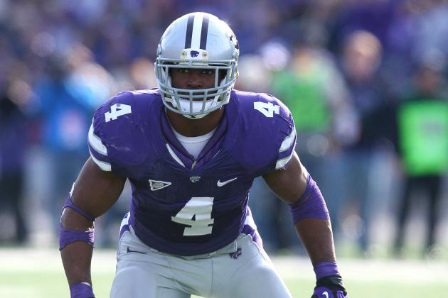 12 Kansas State Wildcats Picked Up on NFL Rosters