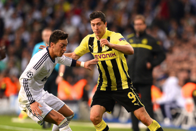 Borussia Dortmund Escape Against Real Madrid, Advance to Champions League Final