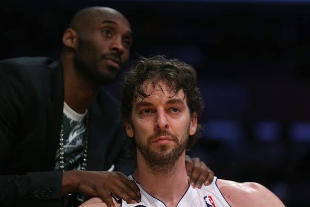 Pau Gasol Working on Inspirational Photography Book