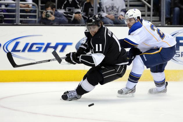 Kings Prepare for Another Playoff Round with Blues