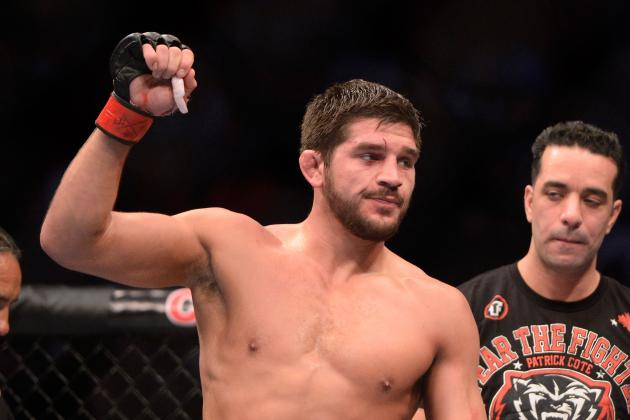 Patrick Cote Inks New UFC Deal; Hopes to Land Coaching Job on New TUF