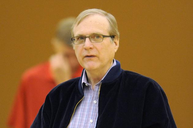 Paul Allen Gaining Respect with Sports, Real Estate Moves