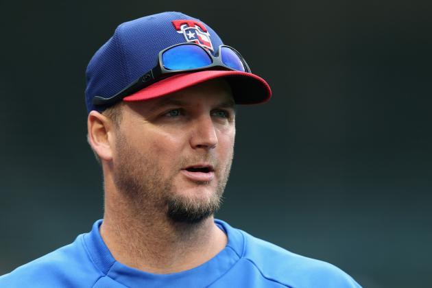 Foul Territory: Tuesday's White Sox-Rangers lineups