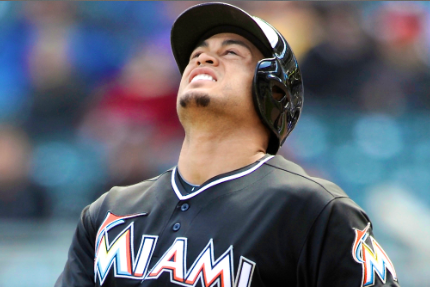 Giancarlo Stanton Strains Hamstring: Best-Case, Worst-Case Scenarios for Marlins