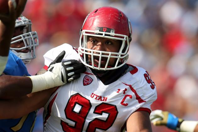 NFL Draft: Utah's Star Lotulelei Taken No. 14 by the Carolina Panthers