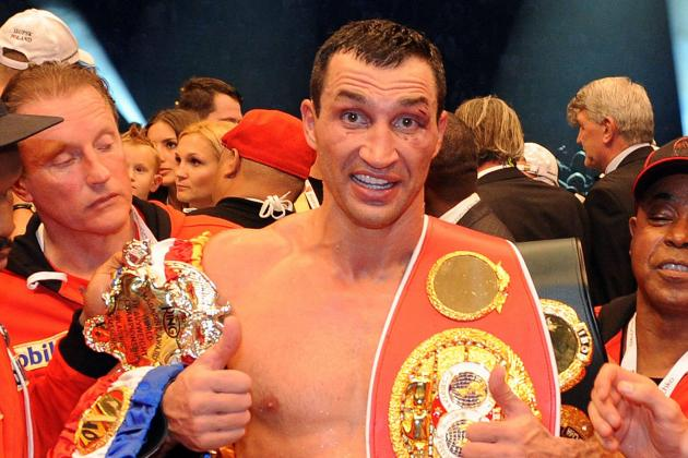 How Could Wladimir Klitschko Be an Afterthought on Boxing's Big Weekend?