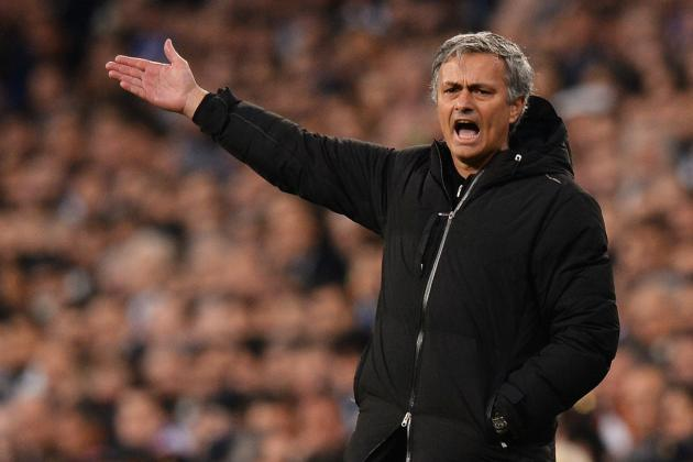 "How Mourinho's Madrid Became the ""Nearly Men"" of the Champions League"