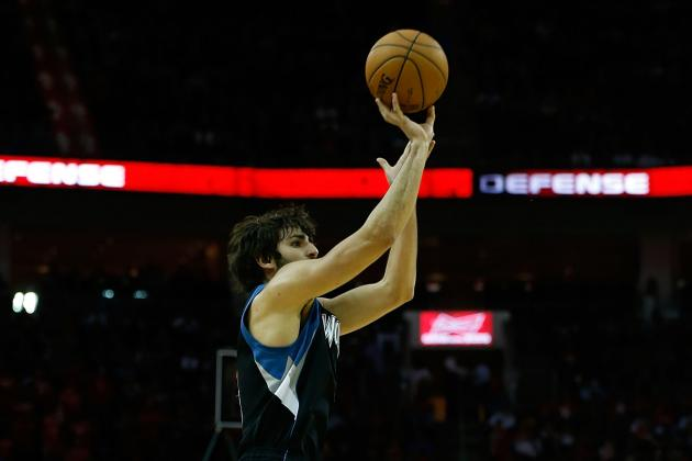 Ricky Rubio to Play for Spain in Euro Championship