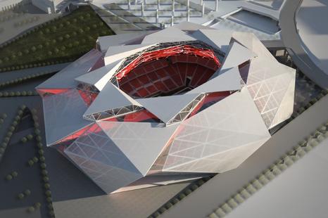 Atlanta Falcons Reveal Potential Plans for New Stadium