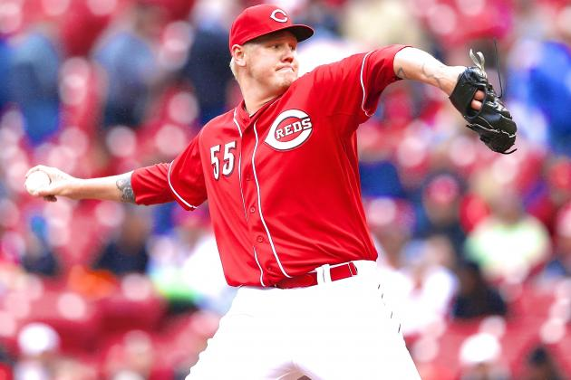 Mat Latos Is a Dark Horse for National League Cy Young