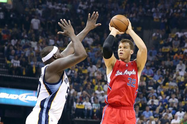 Grizzlies vs. Clippers: Zach Randolph-Blake Griffin Battle Will Decide Game 5
