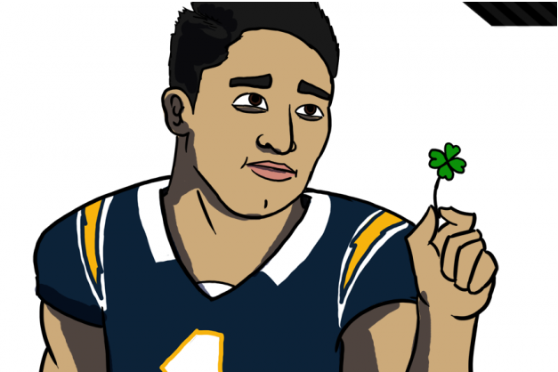 First-Round NFL Draft Picks in Cartoon Form Will Brighten Your Day