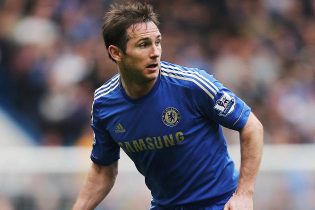 Chelsea Offers Frank Lampard a New Contract