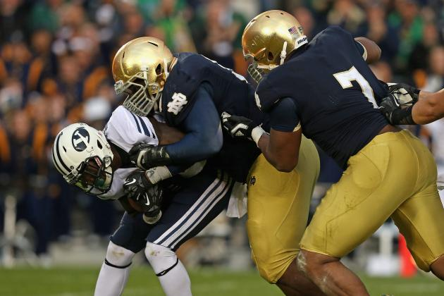 Notre Dame Football: Irish Players Sure to Be Selected in 2014 NFL Draft