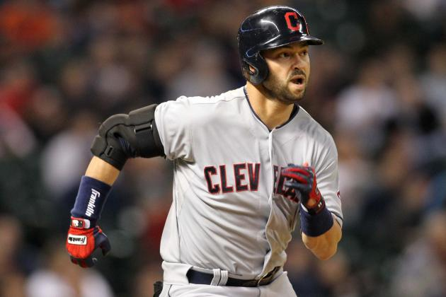 Nick Swisher out Tuesday with Sore Left Shoulder