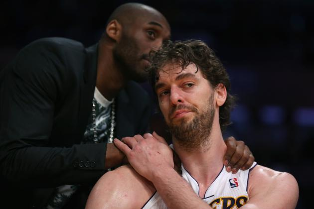 Pau Gasol Rumors: Uncertain Future with L.A. Lakers Signals Time to Move On