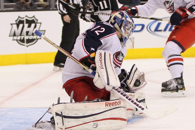 Bobrovsky Won't Play for Russia at World Championships