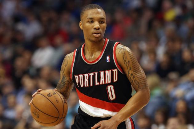 Damian Lillard Expected to Be Named Rookie of the Year