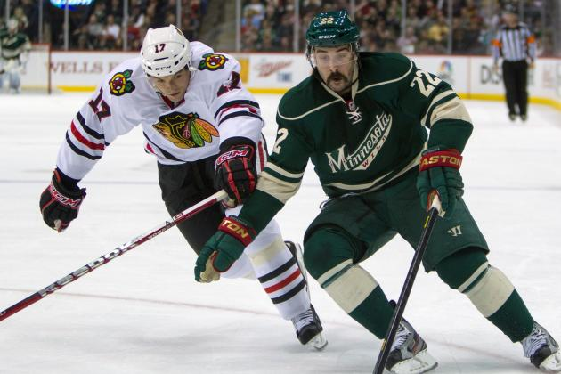 ESPN Gamecast: Wild vs. Blackhawks