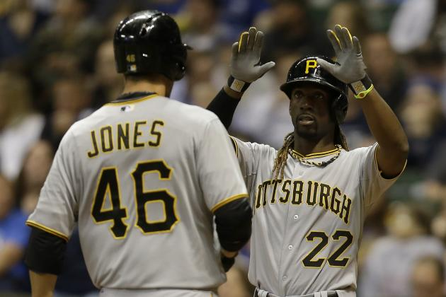 ESPN Gamecast: Pirates vs. Brewers