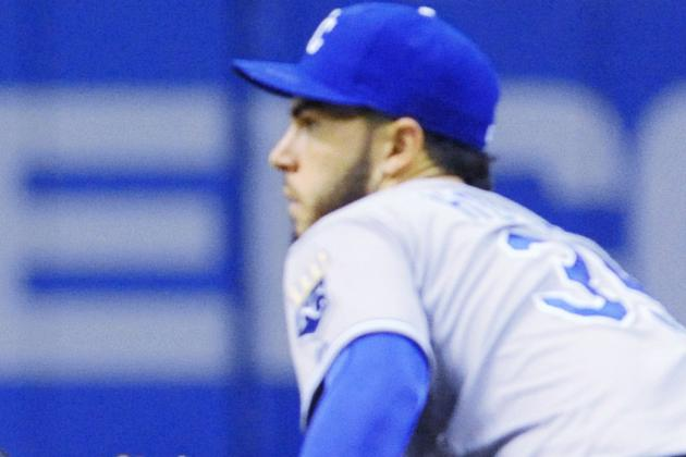 ESPN Gamecast: Rays vs. Royals