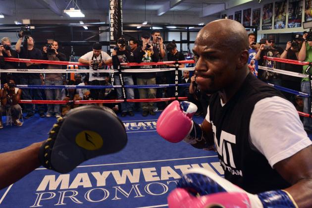 Mayweather vs. Guerrero Will Go Down as Money's Closest Fight to Date