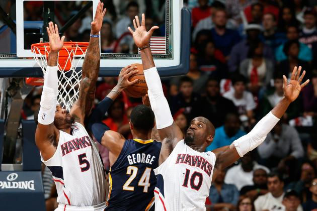 Atlanta Hawks vs. Indiana Pacers: Game 5 Preview, Schedule and Predictions