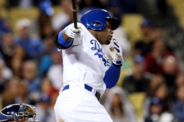 Carl Crawford Scratched; Dodgers Unhappy Ted Lilly Hid Injury