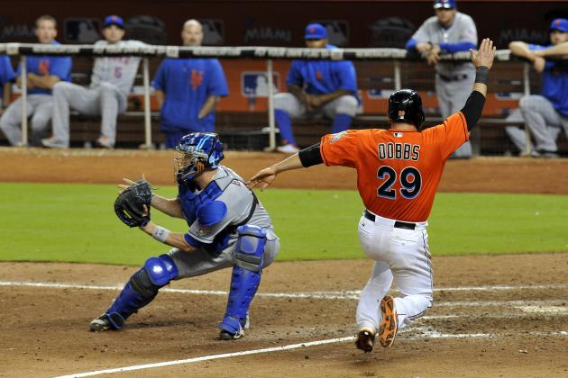 Marlins Rally in 9th, Knock off Reeling Mets