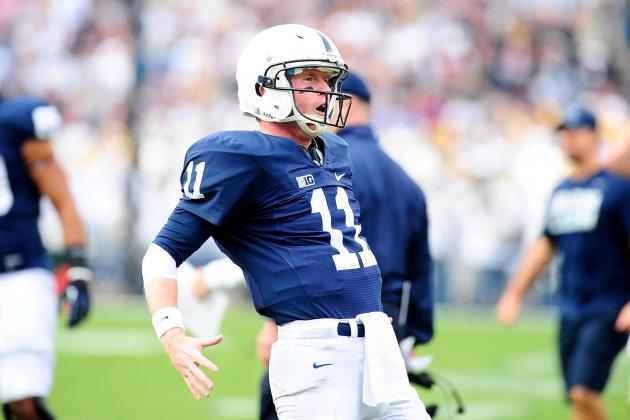 Penn State Football: Matt McGloin in Redskins Rookie Camp