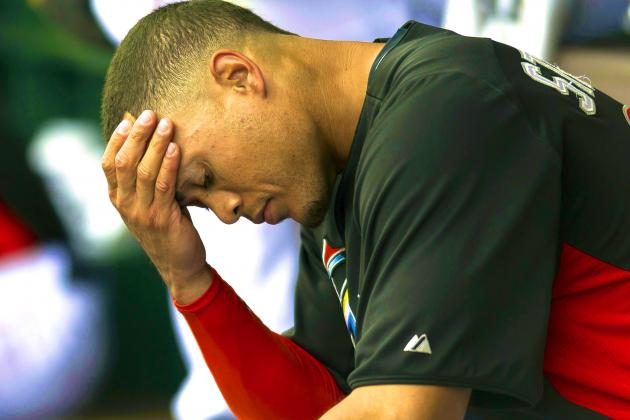 Giancarlo Stanton Injury Could Be Short- and Long-Term Disaster for Marlins