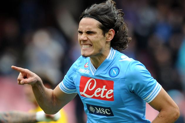 Edinson Cavani to PSG: What Rumored Deal Means for European Football