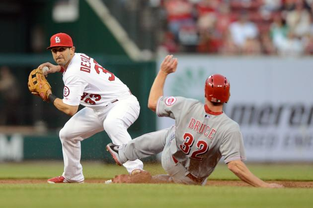 Cincinnati Reds vs. St Louis Cardinals: Live Score, Analysis of Rivalry Battle