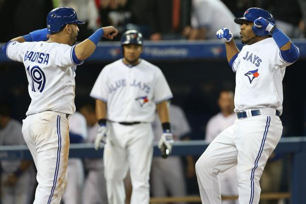 Encarnacion Powers Blue Jays Past Red Sox