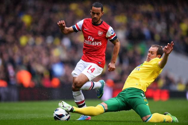 Theo Walcott: Analyzing His Contribution for Arsenal This Season