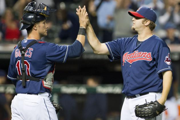 Indians Pound out Seven Homers in Rout of Phillies