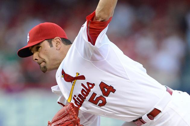 Garcia Pitches Cardinals Past Reds, 2-1