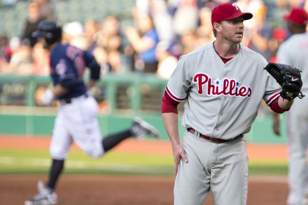 Roy Halladay Got Shelled for the Third Time in Six Starts