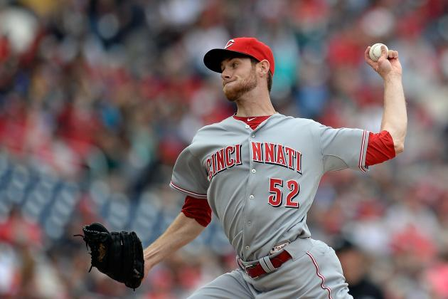 Rookie Tony Cingrani Forcing Cincinnati Reds to Reevaluate Starting Rotaton