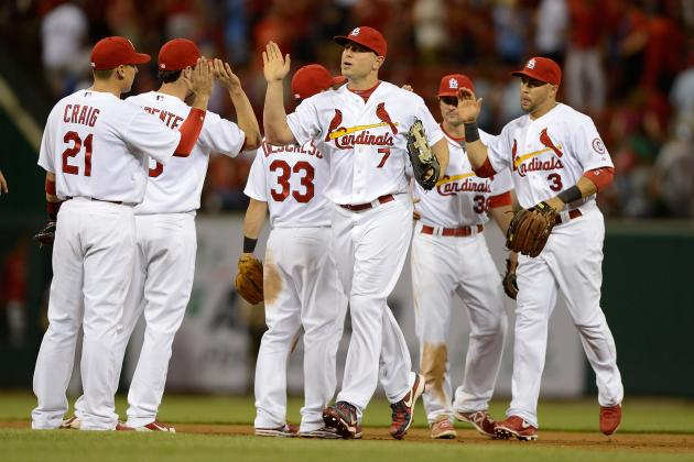 Cards Down Reds, End Three-Game Losing Streak
