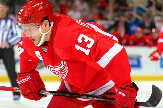 Detroit Red Wings vs. Anaheim Ducks: Live Score, Updates and Analysis
