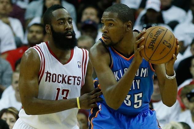 Houston Rockets vs. OKC Thunder: Game 5 Preview, Schedule and Predictions